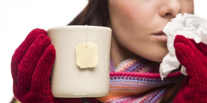 Healing Tea for Cold & Flu Season